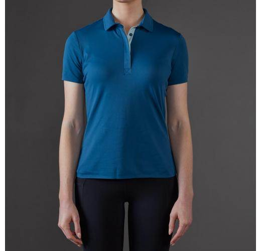Womens Technical Polo